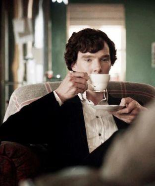 Sherlock 10 bonnes raisons de boire du thé